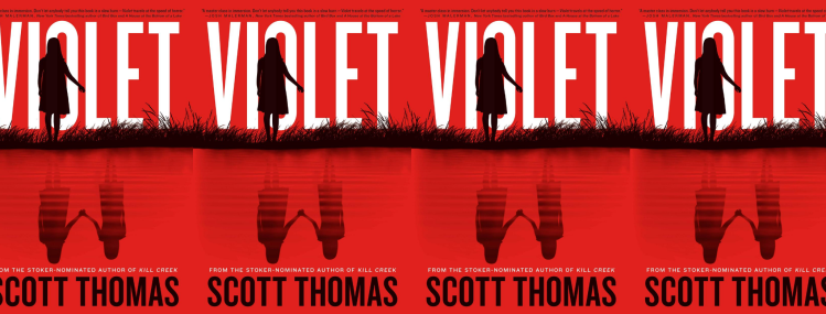Book cover of Violet